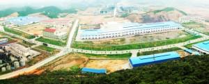 萍乡国家工业陶瓷园区实景图