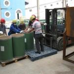 708硫回收催化剂装填