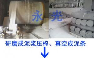 研磨瓷球原料
