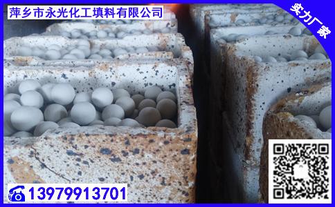 惰性瓷球质量指标