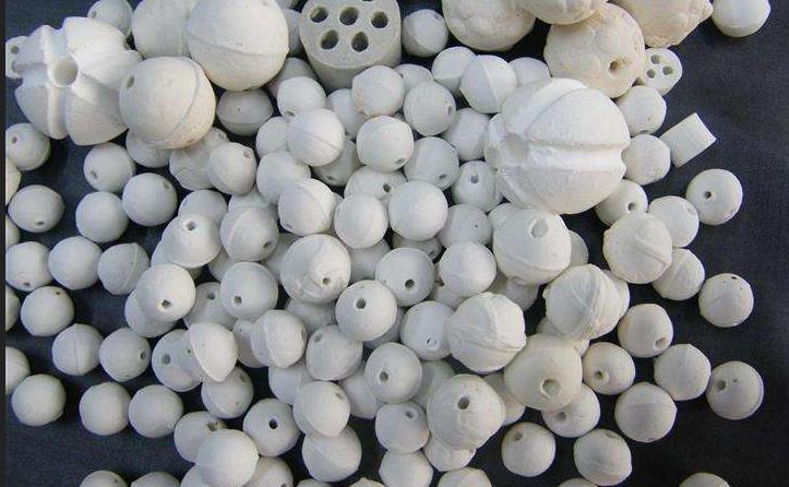 高铝开孔瓷球